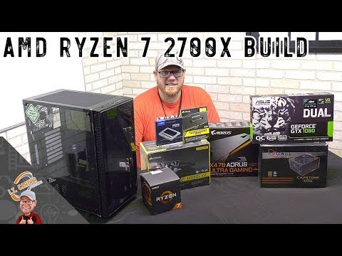 New Computer Overview ** IT'S A MONSTER ** Live Streaming the Build Soon!
