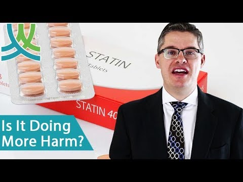 What Are Statin Drugs? - Is Cholesterol Good?