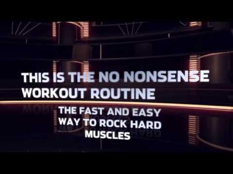 Gain Lean Muscle Mass In Few Weeks, a workout program for Rock Hard Muscles.