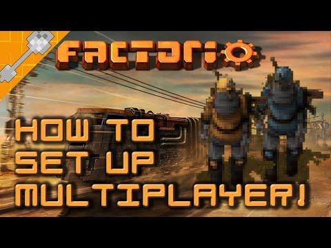 How To set up a Factorio Multiplayer Server   Guide   Tutorial