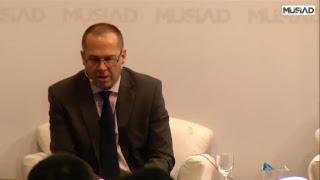 MÜsİad Birleşik Krallıkta İş Ve Yatırım Fırsatları Paneli