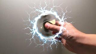 How To Make A Fidget Spinner Go Lightning Fast!(EPIC MOD)