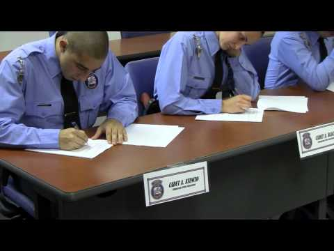 Albuquerque Police Department Week 4 of The 107th Cadet Class at the APD Academy