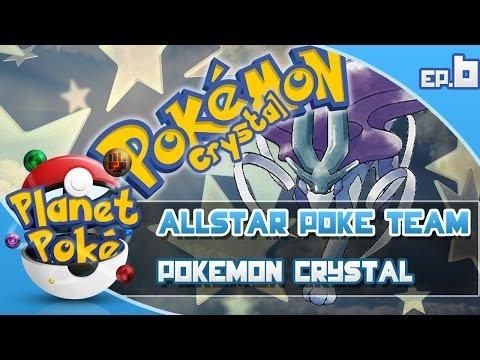 Allstar Pokemon Teams: Crystal Version | Fearlessfearow