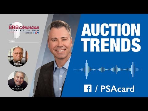 AUDIO: What is Hot at Auction Right Now?