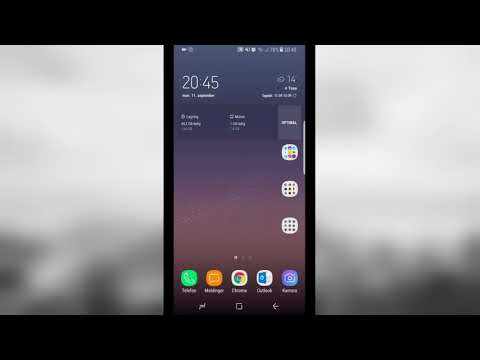 How to Edit Quick Responses to Reject Incoming Call on Samsung Galaxy S8  BEST PHONE