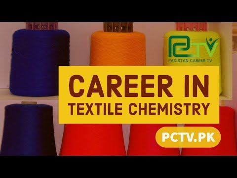 Career In Textile Chemistry