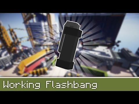 Working Flashbang In Vanilla Minecraft 1.10.2 [English]