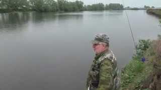 видео рыбалка в бронницах