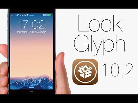 How To Get LockGlyphX For Free IOS 10.2