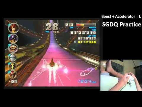 F-Zero GX: this had never happened before