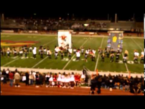 Mission Viejo High School Homecoming Football Halftime, October 2014.