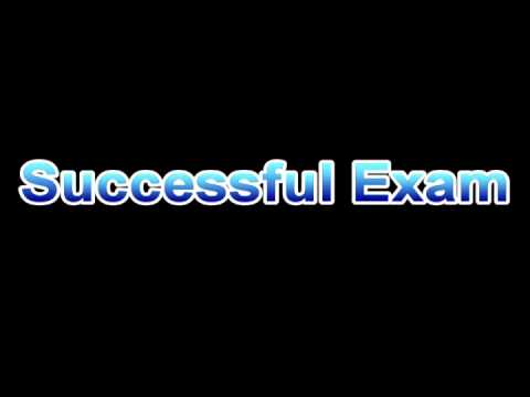 Rapid Hypnosis: Exam Success. Calm, Clear Memory for Exam, Test Taking.