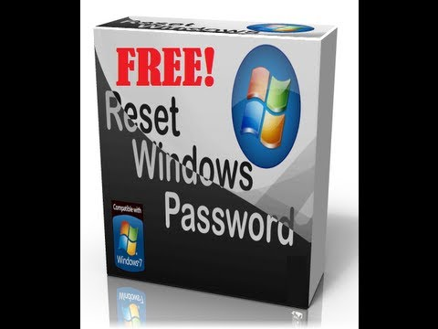 Reset/Change Windows Password Using DVD/USB FREE + EASY Part1