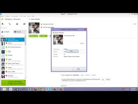 HOW TO GET SOMEONES IP OVER SKYPE AND TRACE IT  22