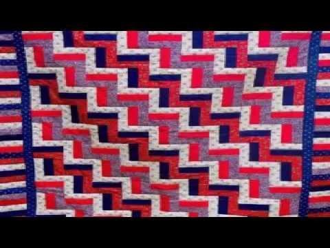 quilting projects for the home split rail fence quilt design