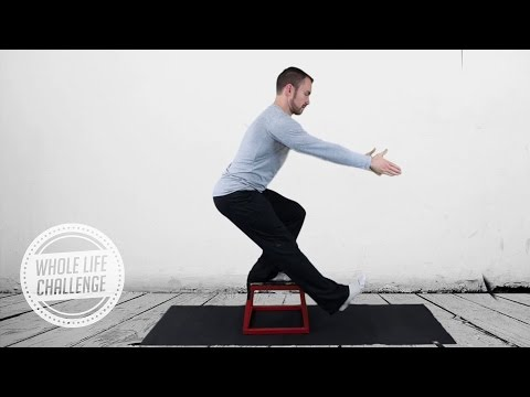 Pistol Squat Variations for All Strength and Mobility Levels