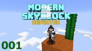 Modern skyblock 3 - EP1   Magma island start - PakVim net HD