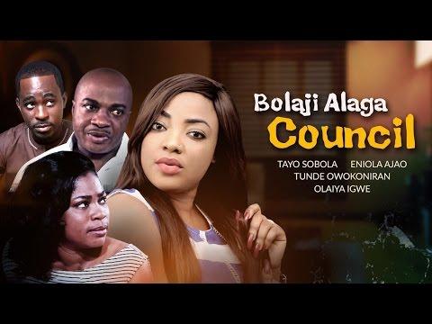 Bolaji Alaga Council - Latest Yoruba Nollywood Movie 2017 Drama -|Tayo Sobola | Olaiya Igwe    Cover