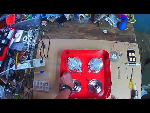 DIY LED Basics: Conversion Episode 1 COB GrowHack