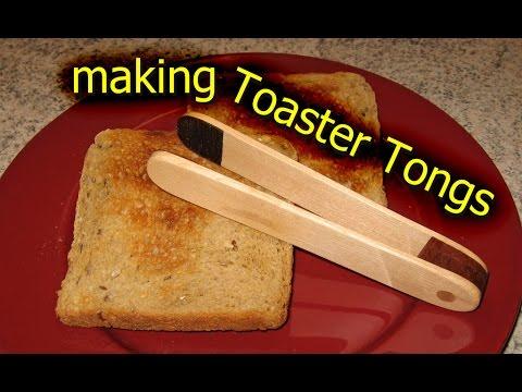 Toaster Tongs - Kitchen Utensil Build Challenge