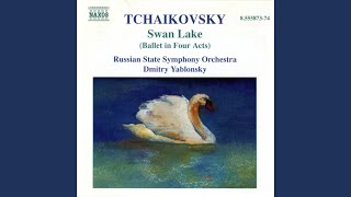 Swan Lake Op 20a Act Iii No 21 Spanish Dance