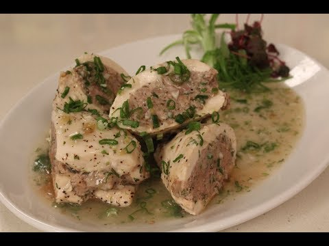 Steam Chicken Chinese Style   Fusion Food   Indo – Chinese Cuisine   Sanjeev Kapoor Khazana