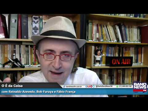 Reinaldo Azevedo: Alô, bolsominion da carreata! Seu leito privado pode ser confiscado!
