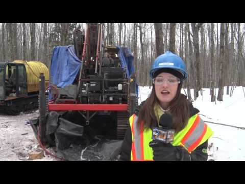 Surface Rights vs. Mineral Rights; What's legal when drilling in the Porcupine Mountains?
