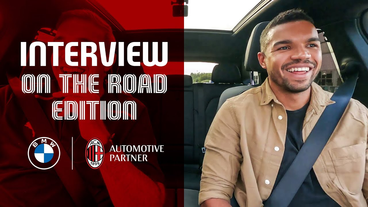 On The Road With Junior Messias   Interview