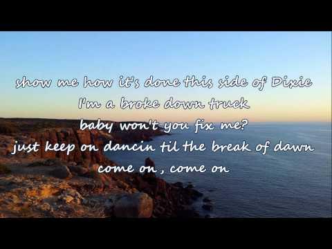 Keith Urban - Love's Poster Child (with lyrics)
