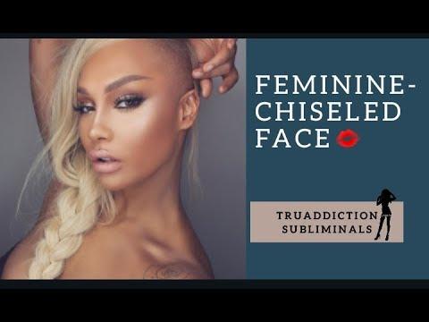 Get a CHISELED-FEMININE BEAUTIFUL FACE🔥 Subliminal Affirmations ~TruAddiction Subliminals💋
