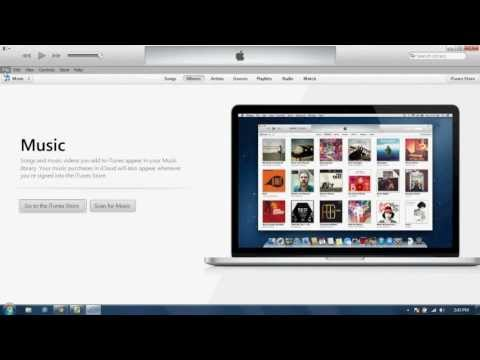 iTunes 11 Tutorial: Copy Library to External Hard Drive