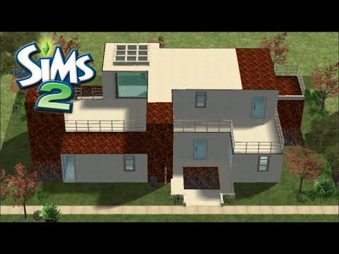 ♢ House with Red Marble ♢ The Sims 2 ♢