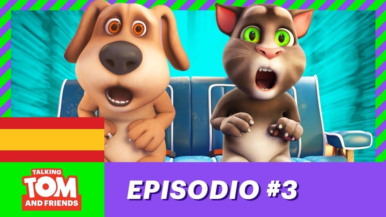 Futurotron - Talking Tom & Friends (Episodio 3 - Temporada 1)