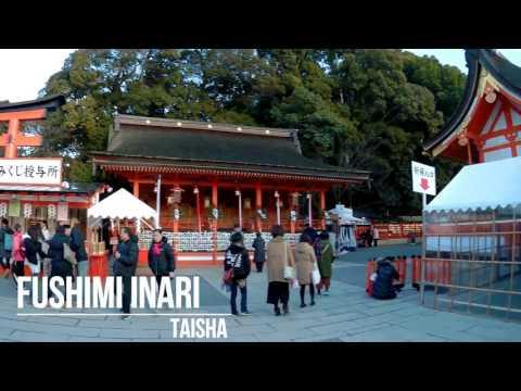 Japan Winter Trip 2017 : OSAKA - KYOTO - SHIGA - NARA - KOBE