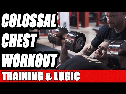 Chest Training Workout and Logic with Ben Pakulski