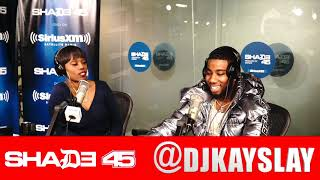 Pour Up from Rochester NY /  Dj Kayslay interview at Shade45