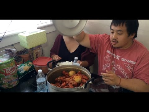 Foraging California: Cooking Crawfish in Santa Cruz Part 2