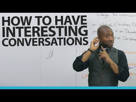 How to use W5 questions for more interesting conversations