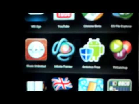 How to get google chrome itvplayer on kindle fire