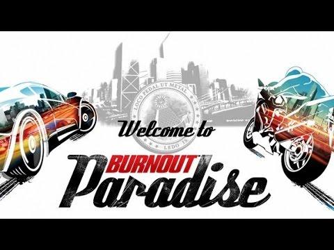 TAKE ME DOWN TO THE BURNOUT: PARADISE CITY