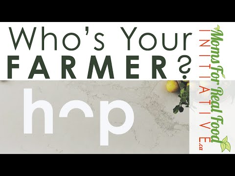 Who's Your Farmer? Hop Compost