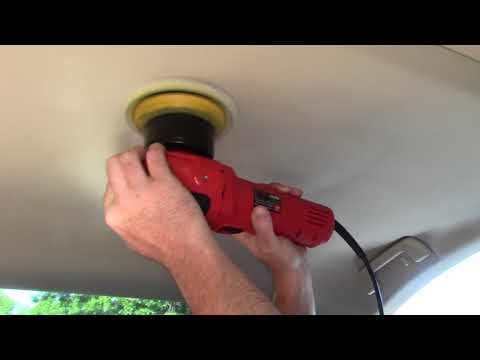 Headliner Cleaning That Will Blow Your Mind!!