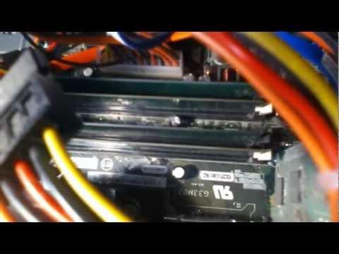 DDR2 2GB Ram Installation/Upgrade