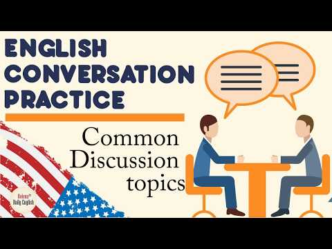 English Conversation Practice | Improve Listening & Speaking Skills | Top Interesting Topics