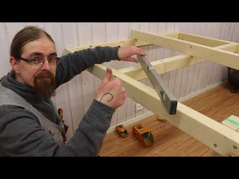 How i build a table for my workshop