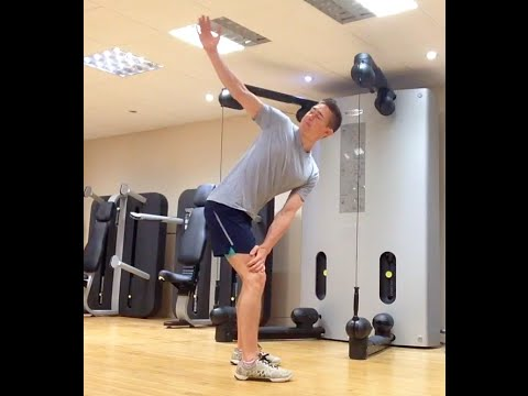 Golf Stretches for a Bigger Backswing