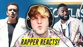 RAPPER REACTS | Logic - Icy ft. Gucci Mane
