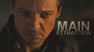 Hawkeye || Main Attraction (Sung by Jeremy Renner)